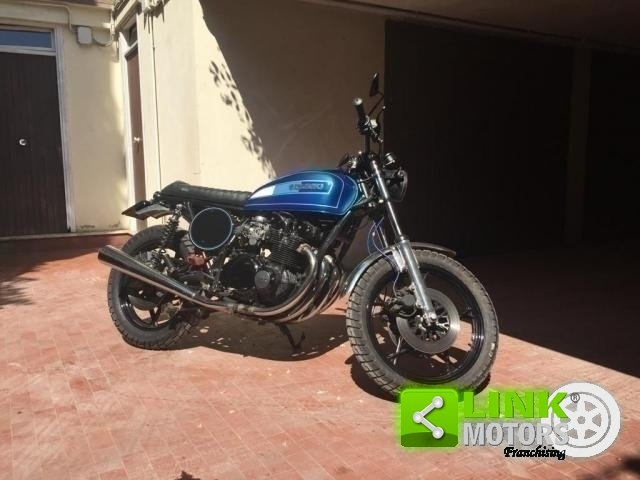 Suzuki GS 550 E del 1980 , cafe racer For Sale (picture 1 of 6)