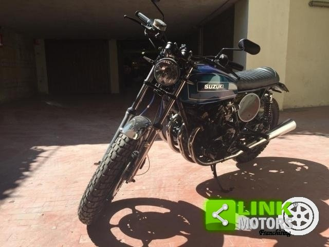 Suzuki GS 550 E del 1980 , cafe racer For Sale (picture 4 of 6)