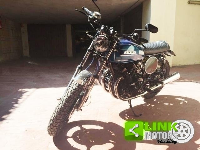 Suzuki GS 550 E del 1980 , cafe racer For Sale (picture 5 of 6)