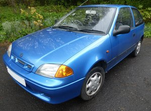 2000 CLASSIC SUZUKI SWIFT HATCH For Sale