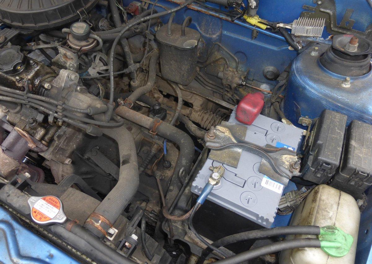 2000 CLASSIC SUZUKI SWIFT HATCH 993 cc For Sale (picture 4 of 6)