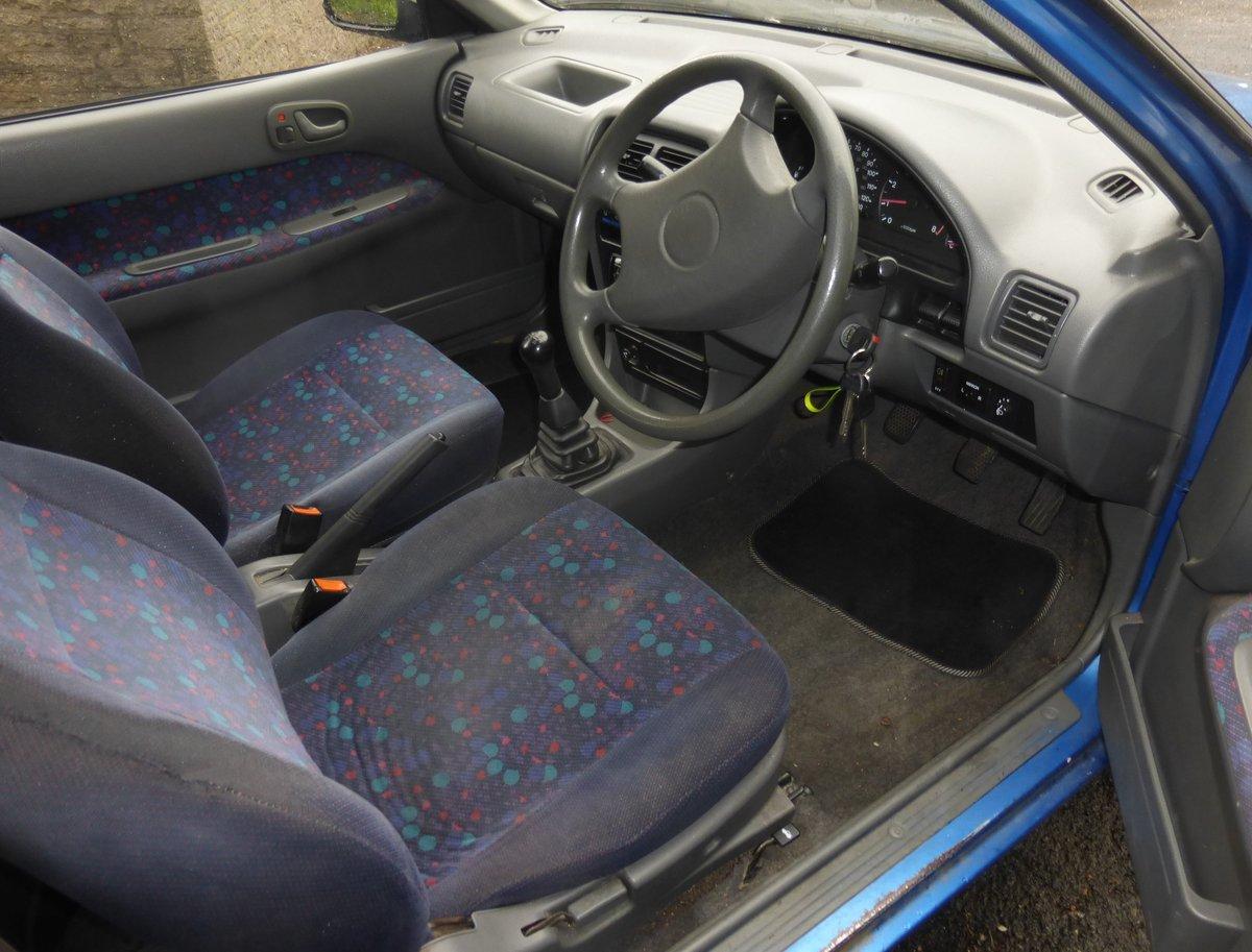 2000 CLASSIC SUZUKI SWIFT HATCH 993 cc For Sale (picture 5 of 6)