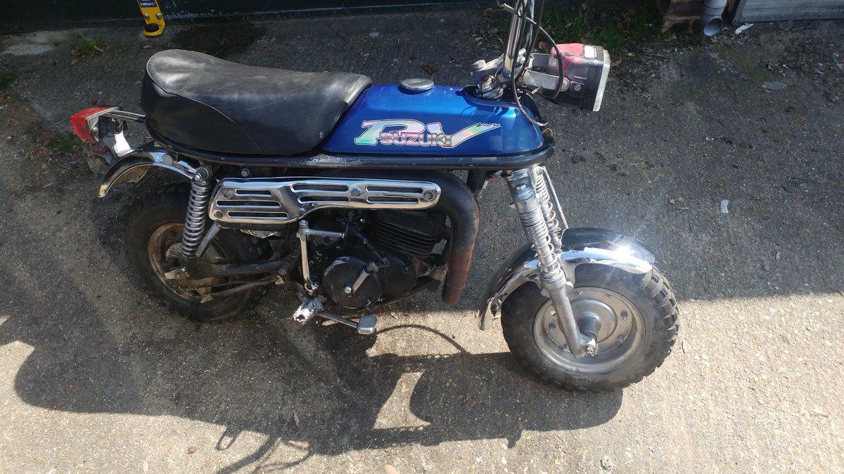 1985 Suzuki PV50 Finland import For Sale (picture 2 of 6)