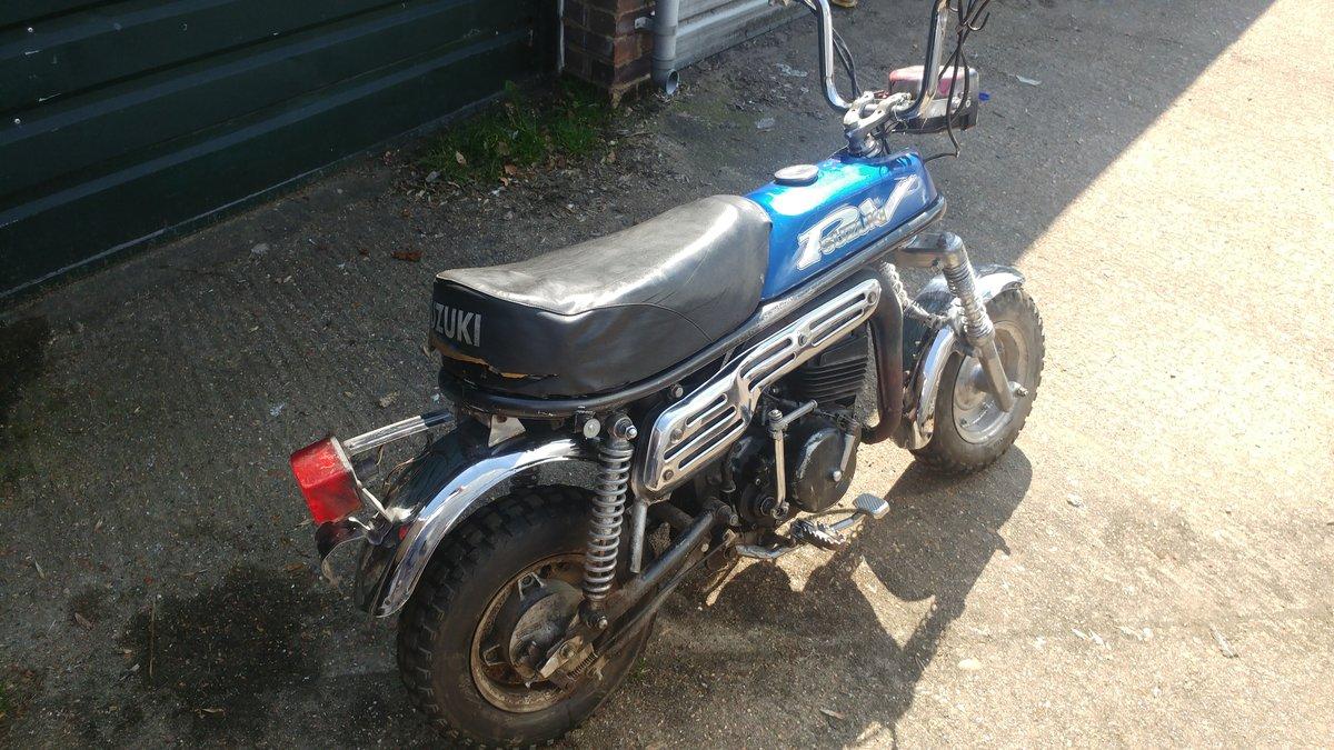 1985 Suzuki PV50 Finland import For Sale (picture 3 of 6)