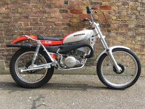 Suzuki 1975 RL250M Absolutely Mint For Sale