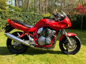 1996 All Original Mk 1 Suzuki Bandit - 1 owner from new For Sale
