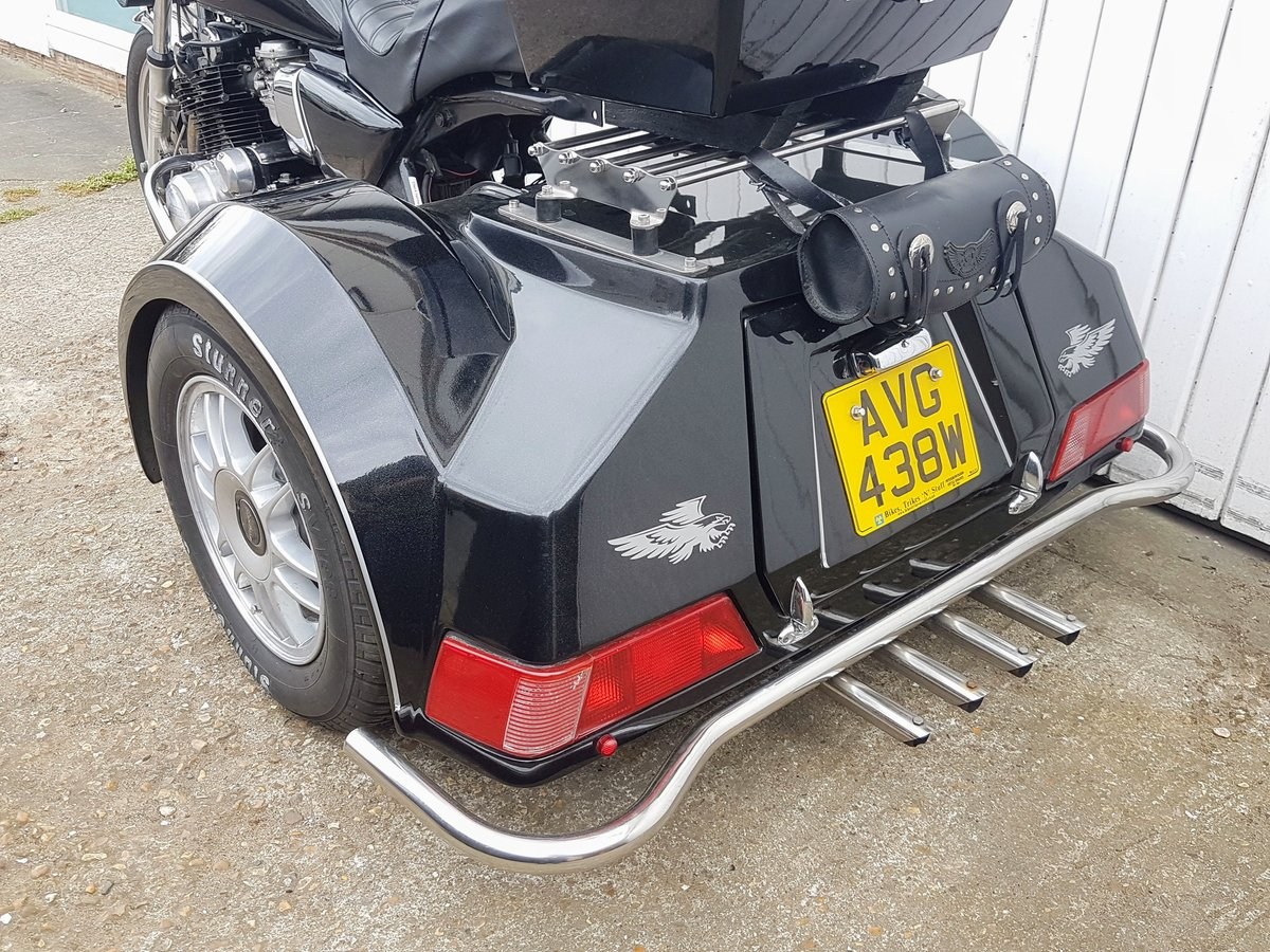 1980 Suzuki GS850 Trike Low Miles Tested with Video  For Sale (picture 5 of 6)