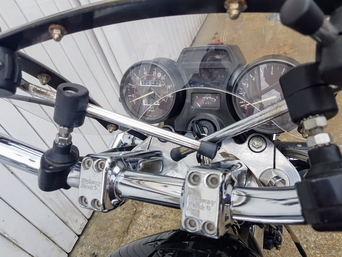 1980 Suzuki GS850 Trike Low Miles Tested with Video  For Sale (picture 6 of 6)