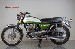1972 Suzuki T 500, 492 cc, 47 hp For Sale
