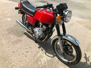 1983 SUZUKI GSX 250cc  PROJECT STOCK CLEARANCE