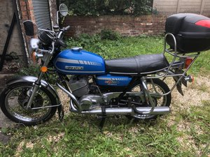1978 GT250 C suzuki two stroke one of the last classic For Sale