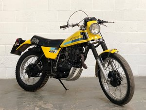 Suzuki DR400 1980 Excellent Example  For Sale