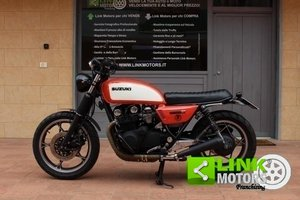 SUZUKI GS650 GT SCRAMBLER 1984 - ISCRITTA ASI For Sale