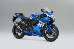 SUZUKI GSX-R 750 MOTO GP 2016 ONLY 1390 MILES