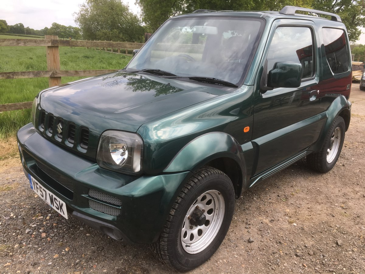 2007 Superb Origanal Jimny For Sale (picture 1 of 6)