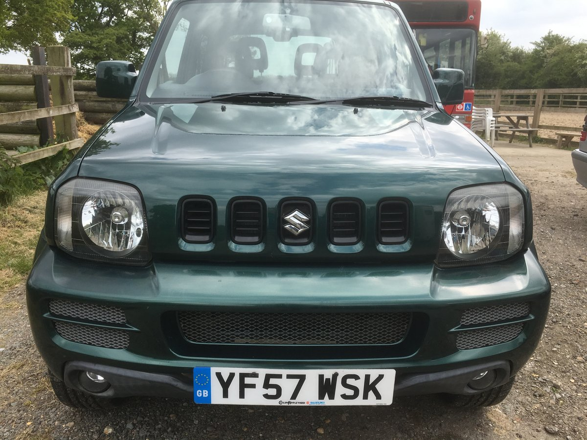 2007 Superb Origanal Jimny For Sale (picture 3 of 6)