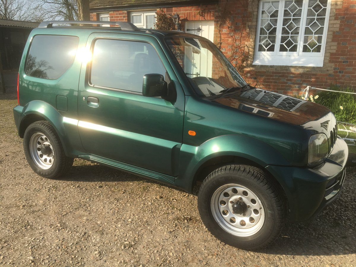 2007 Superb Origanal Jimny For Sale (picture 6 of 6)
