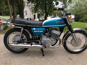 1971 Suzuki T500R Superb SOLD