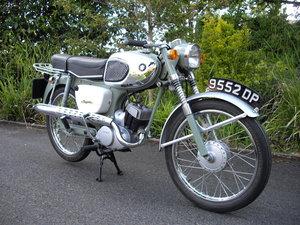 1963 Suzuki K11 Sports For Sale