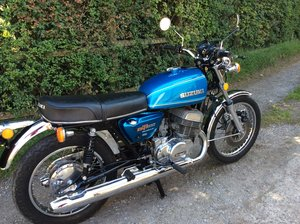 Suzuki GT500 A Model 1977  For Sale