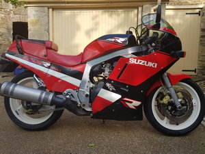 1988 Suzuki GSXR 1100 Slabbie For Sale