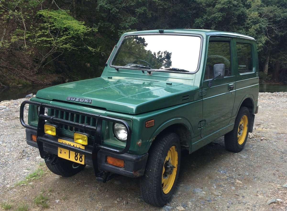 Suzuki 2 stroke jimny 1982  For Sale (picture 1 of 6)