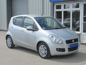 2011 Suzuki Splash 1.2 SZ4 5dr Only £30 per year Road tax For Sale