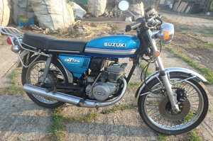 1975 Suzuki GT 125 For Sale