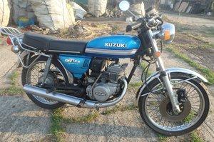 1975 Suzuki GT 125