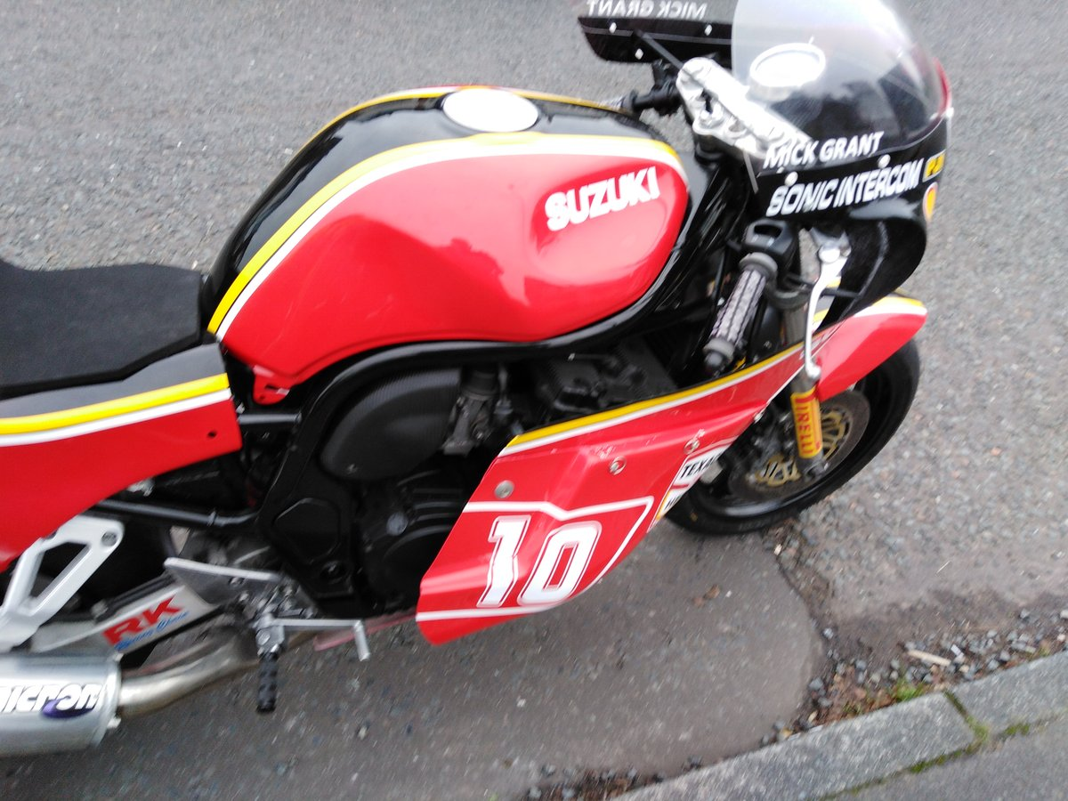 1996 Suxuki xr 69 Replica For Sale (picture 6 of 6)