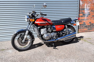 1975 Suzuki GT750 For Sale by Auction
