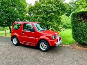 Wow! 1999 suzuki jimny jlx! 56k miles fsh! For Sale