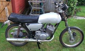 Suzuki GT250 B 1976 - easy project