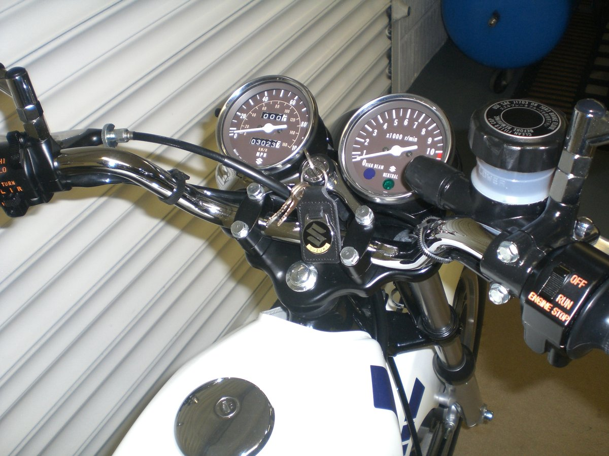 1981 Beautiful example of gt125c SOLD (picture 4 of 6)