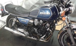 1983 Suzuki GS850 For Sale