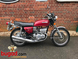 Suzuki GT380 - 1978 Reg, 380cc Two Stroke Triple - Lovely SOLD