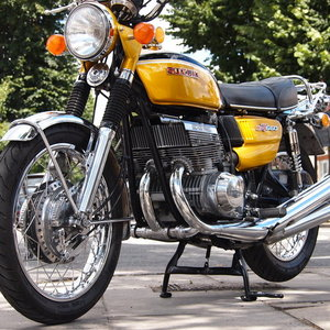 1972 Rare GT550 J Stunning Example, Genuine UK Bike. For Sale