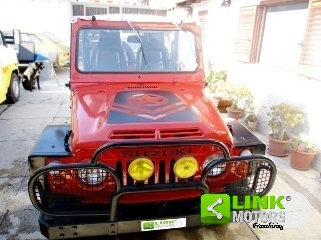 SUZUKI LJ80 (1983) VEICOLO RARO For Sale (picture 6 of 6)