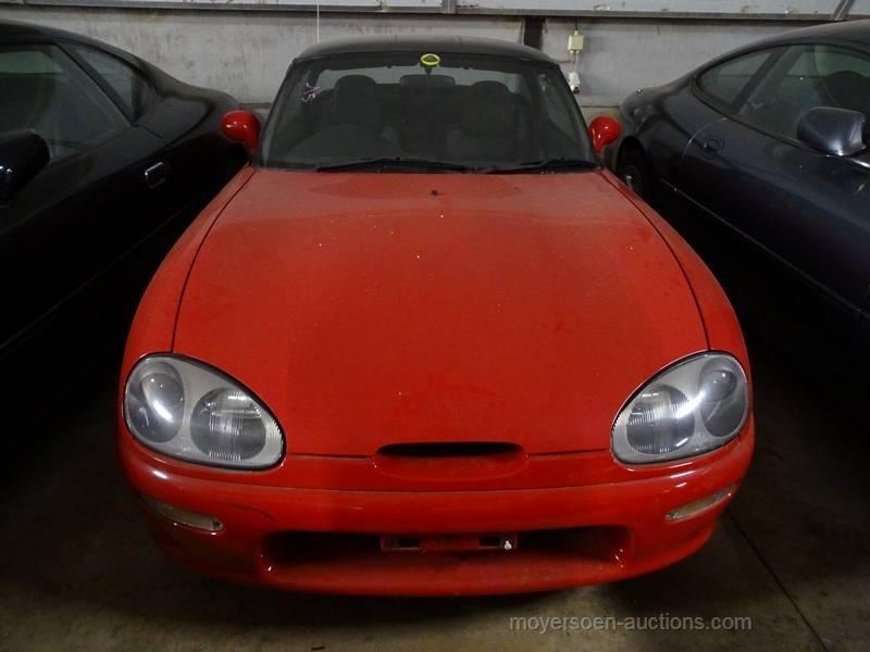 1994 SUZUKI Cappuccino Cabrio For Sale by Auction (picture 1 of 6)