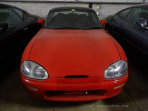1994 SUZUKI Cappuccino Cabrio For Sale by Auction