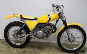 c1977 Suzuki Beamish RL 250 cc Trials Bike  Lovely straight  For Sale