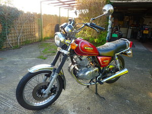 1994 Suzuki GN250 For Sale