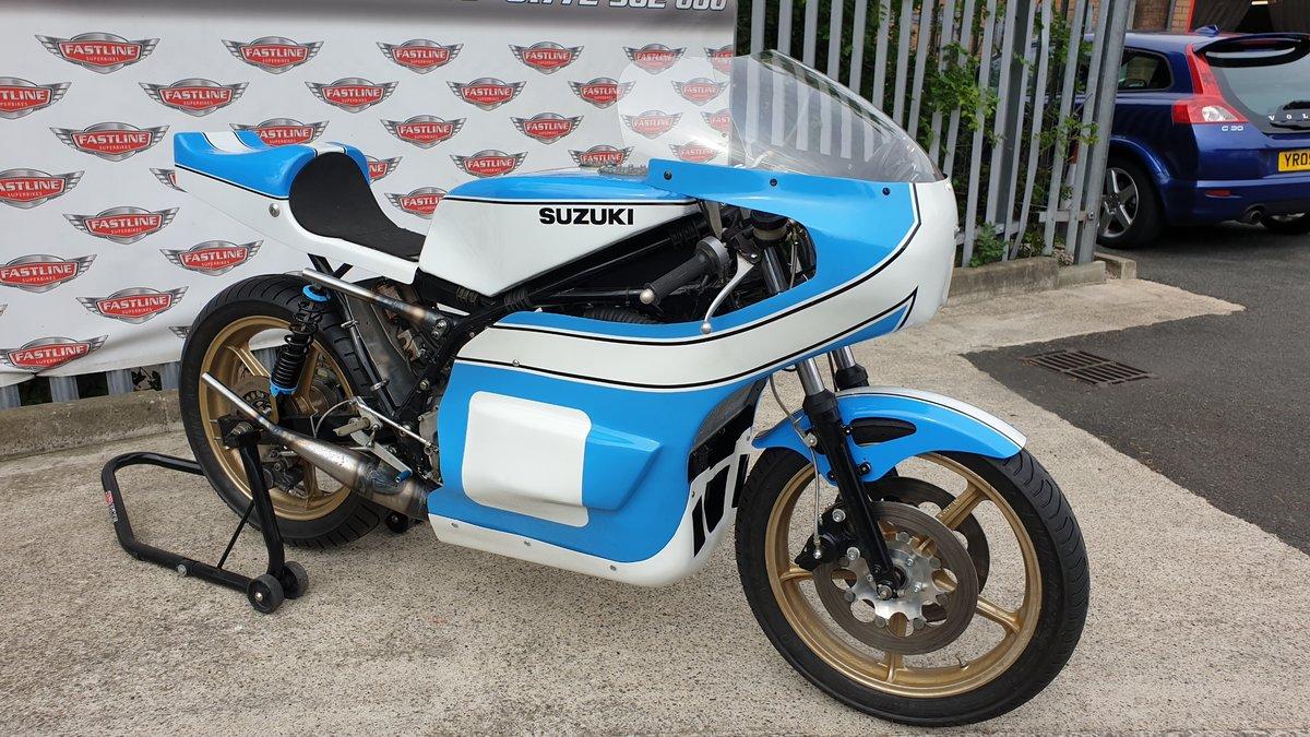 1975 Suzuki TR750 Road Racer 2 Stroke Classic For Sale (picture 1 of 6)