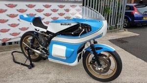 1975 Suzuki TR750 Road Racer 2 Stroke Classic For Sale
