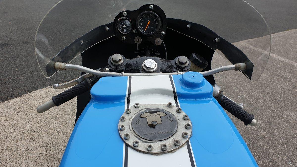 1975 Suzuki TR750 Road Racer 2 Stroke Classic For Sale (picture 5 of 6)