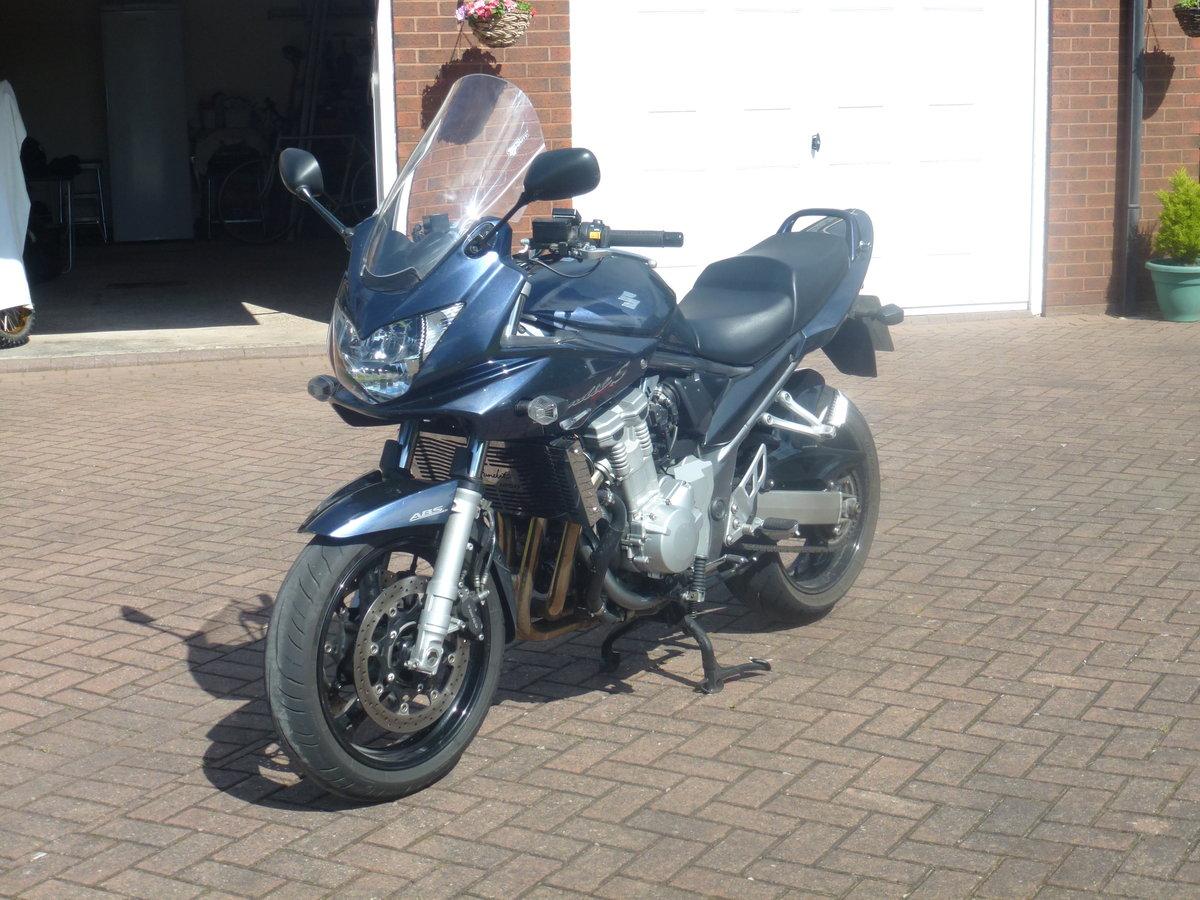 2007 Suzuki 1250 Bandit For Sale (picture 1 of 6)