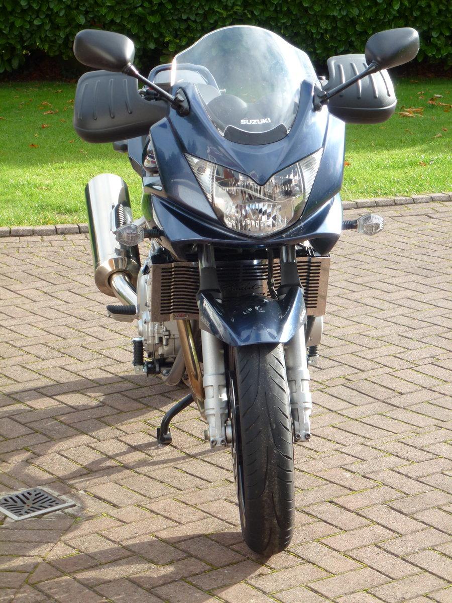 2007 Suzuki 1250 Bandit For Sale (picture 2 of 6)