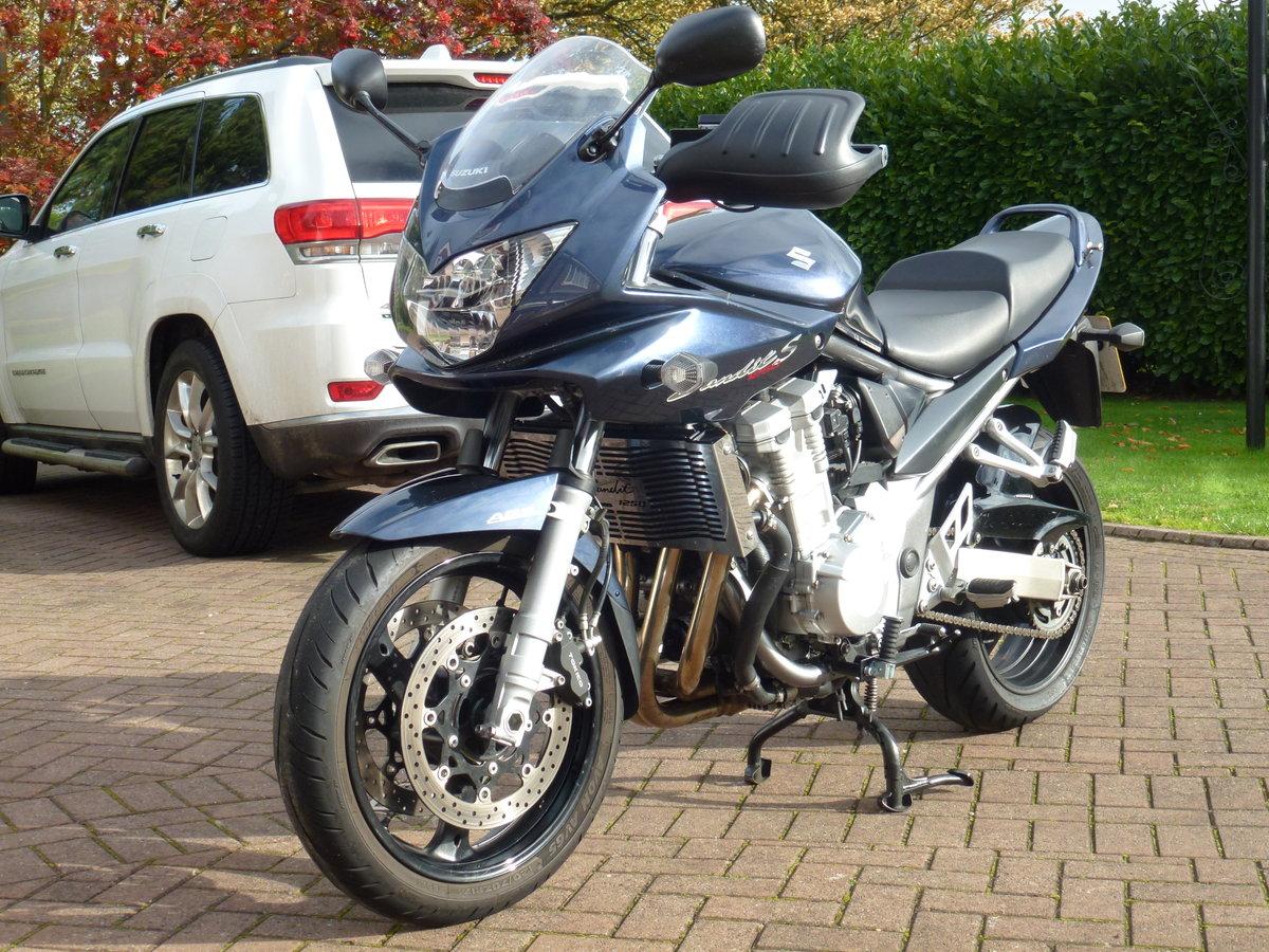 2007 Suzuki 1250 Bandit For Sale (picture 3 of 6)