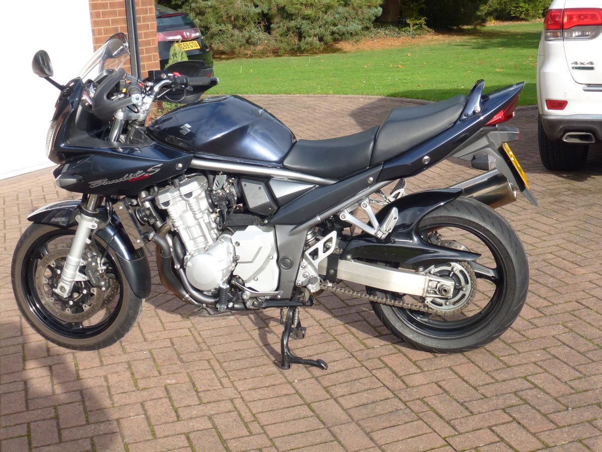 2007 Suzuki 1250 Bandit For Sale (picture 4 of 6)