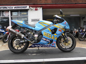 2005 Suzuki GSXR1000 Rizla John Reynolds Replica For Sale